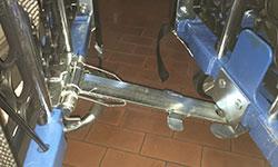 Loggyflex Kupplung und Deichsel